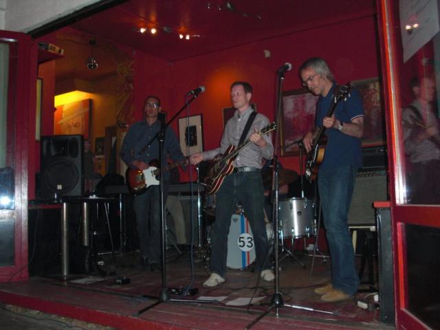 The Groovy Cellar im Ratpack, Berlin, 2007